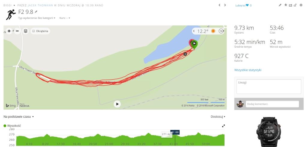 F2 9.8km