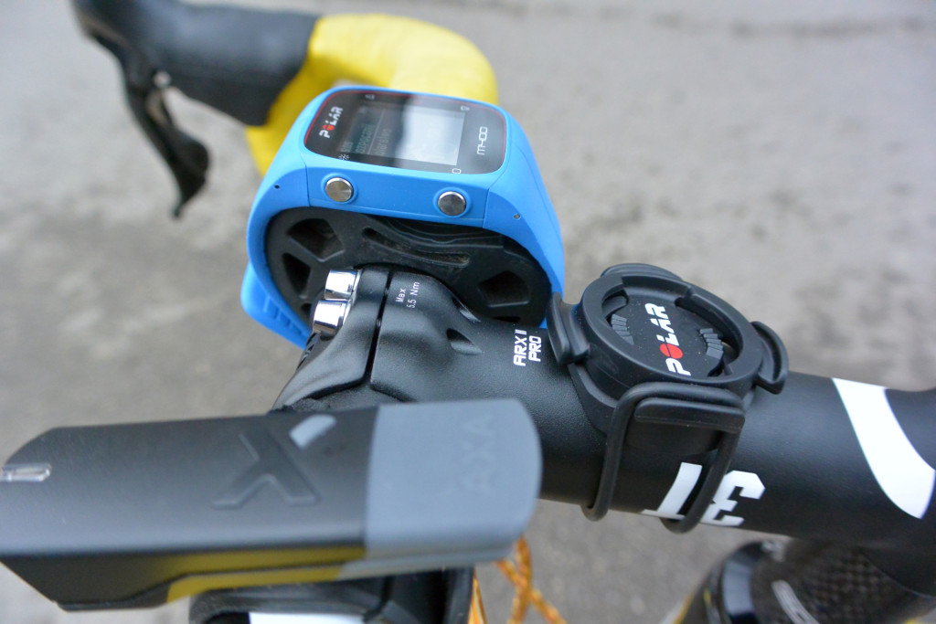 M400 rower