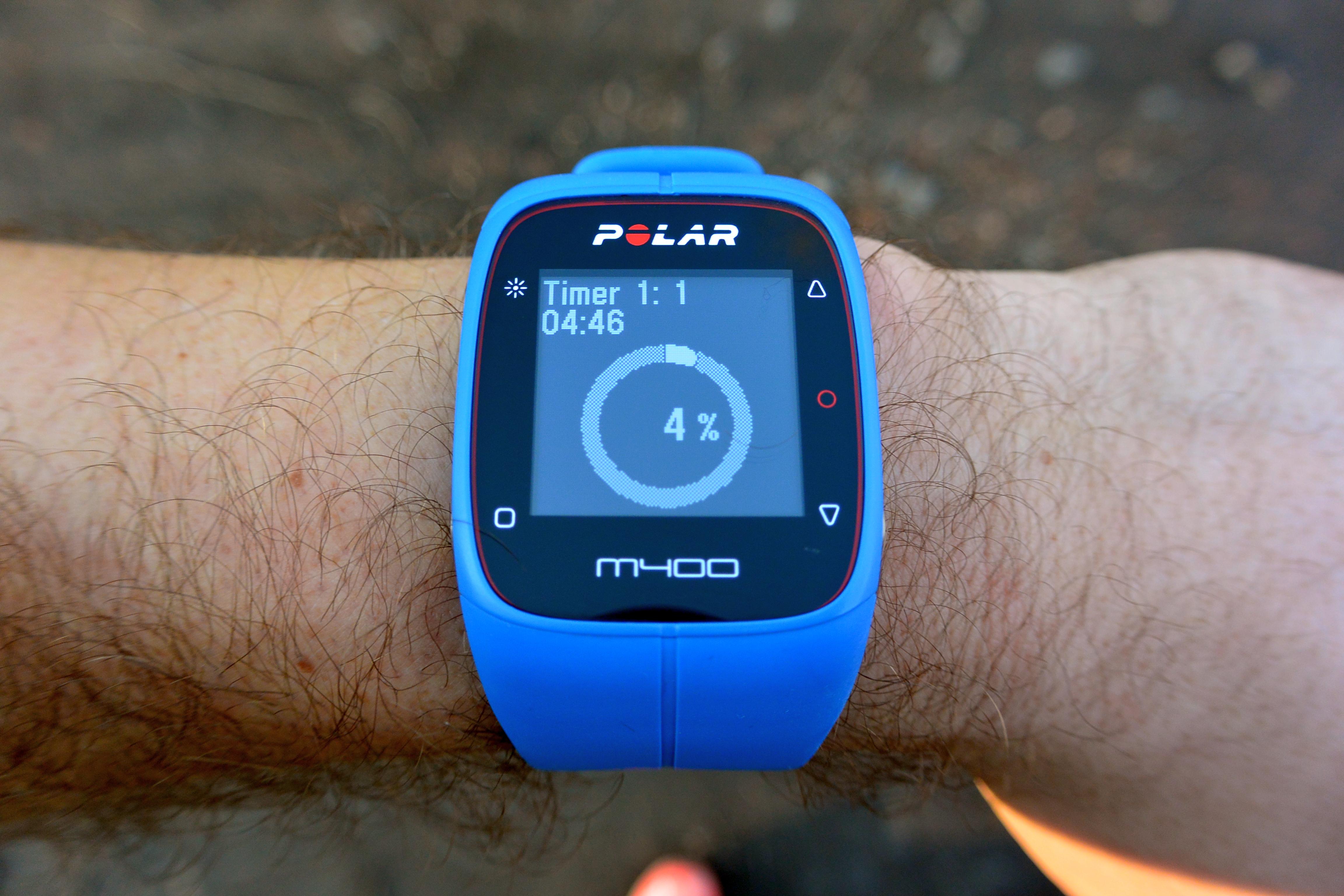 czy pod zegarek polar m400 można podłaczyć inny nadajnik pulsometra