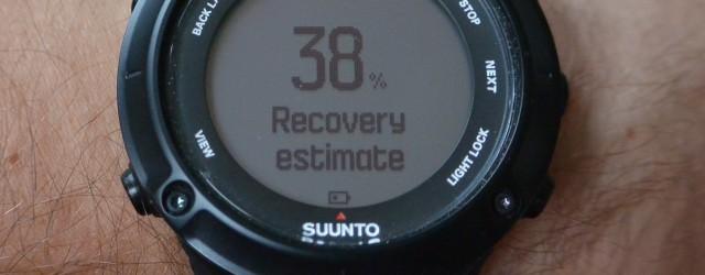 Suunto Recovery Test
