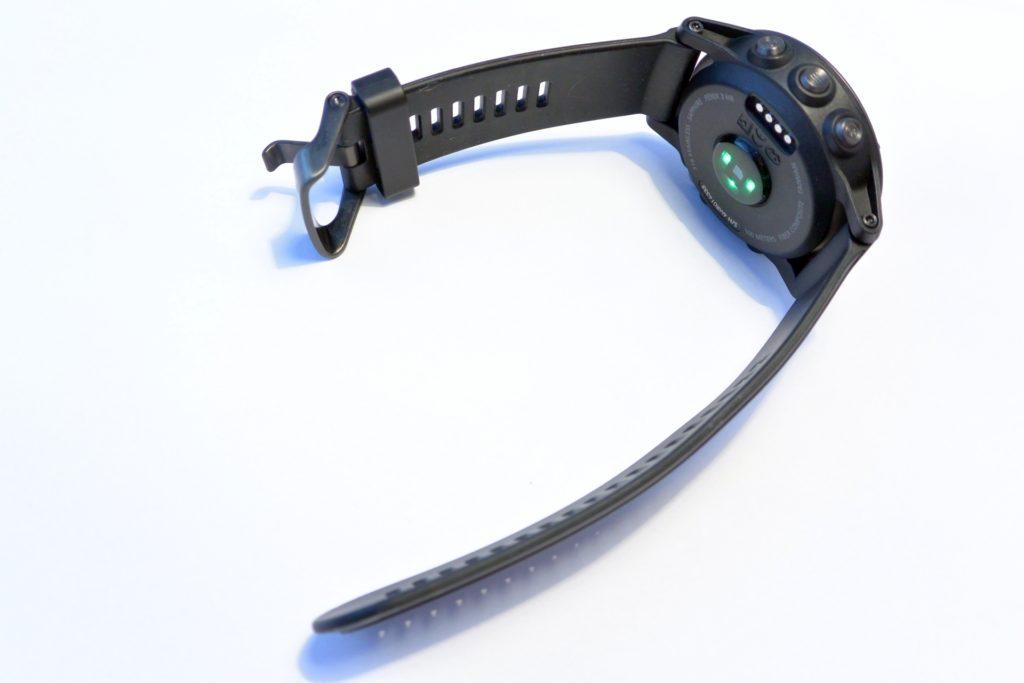 Fenix3 HR- pomiar optyki