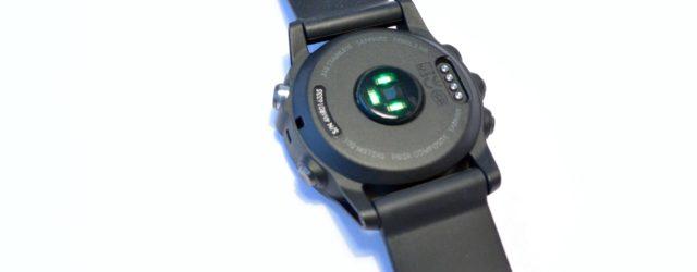 Fenix3HR- czujnik tętna