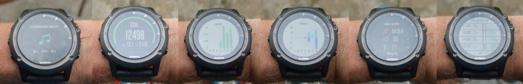Fenix3HR - smartwatch