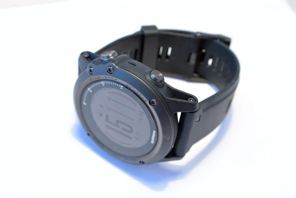 Fenix3HR - zegarek