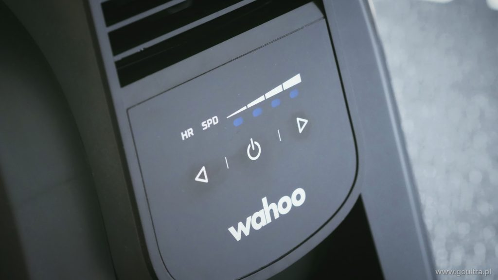 Wahoo Headwind - Sterowanie oporem