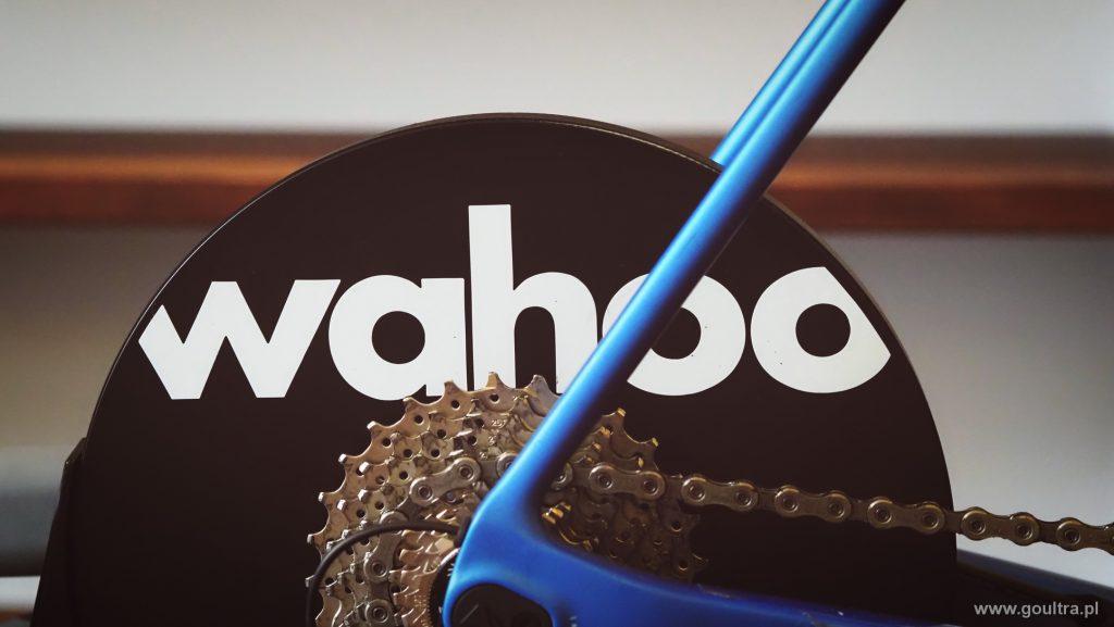 Wahoo KICKR - Koło pasowe