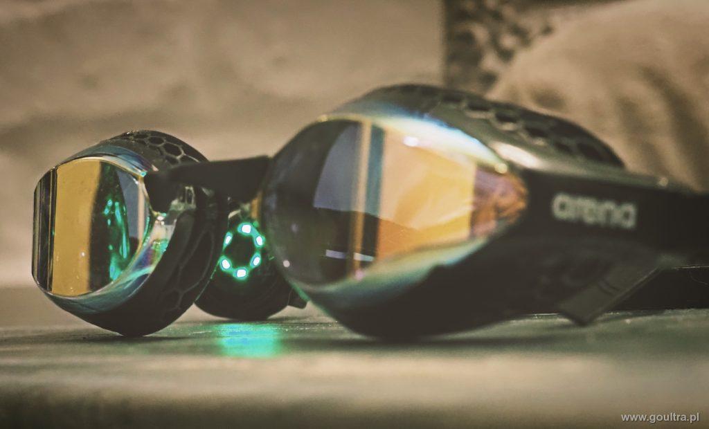 Polar Verity Sense - Montaż na okularkach